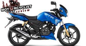 TVS Apache RTR